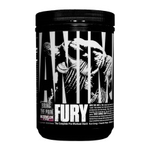 Предтрен Universal Nutrition Animal Fury 330 гр