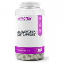 Капсулы Myprotein Active Woman DIET 60 кап
