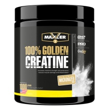 Креатин Maxler  Golden Micronized Creatine 1000 гр